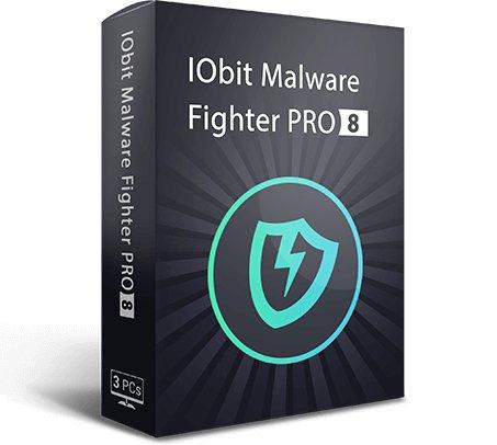 برنامج الحماية من فيروسات المالور 2020 | IObit Malware Fighter PRO 8
