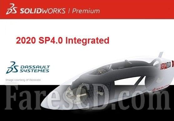 برنامج سوليد ووركس 2020 | SolidWorks 2020 SP4.0 Full Premium