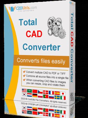 برنامج تحويل ملفات أوتوكاد   CoolUtils Total CAD Converter