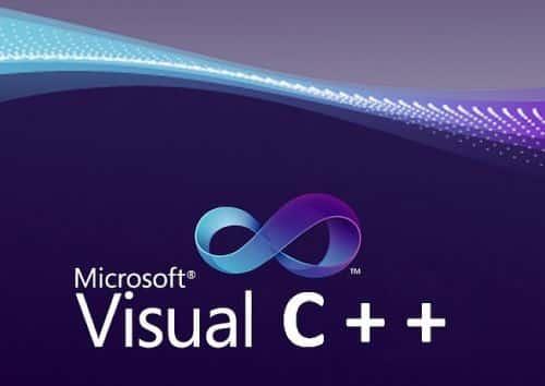 Microsoft Visual C++ 2015-2019