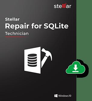 Stellar Repair for SQLite
