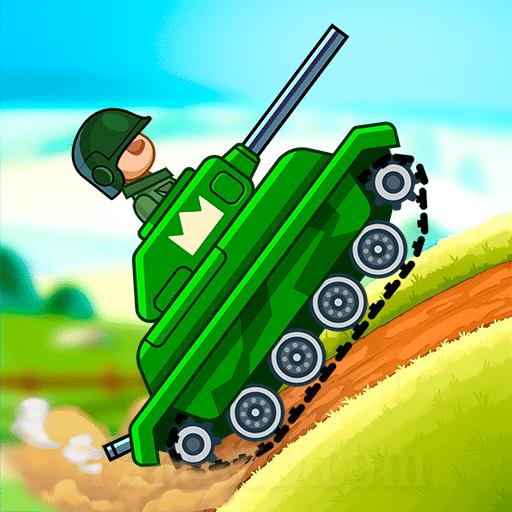 لعبة الدبابات المثيرة | Hills of Steel MOD | أندرويد
