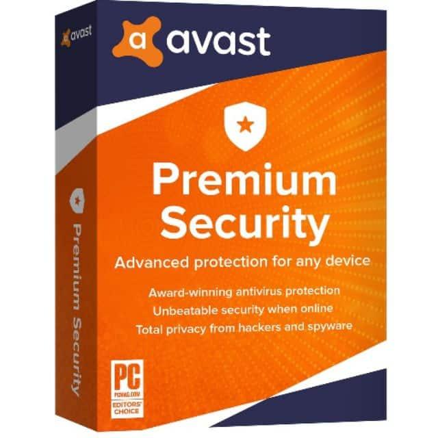 برنامج أفاست 2021 | Avast Premium Security v21