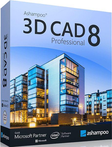 برنامج الرسومات الهندسية المنافس للأوتوكاد | Ashampoo 3D CAD Professional