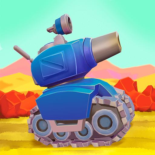 لعبة الأكشن و الدبابات | Hills of Steel 2