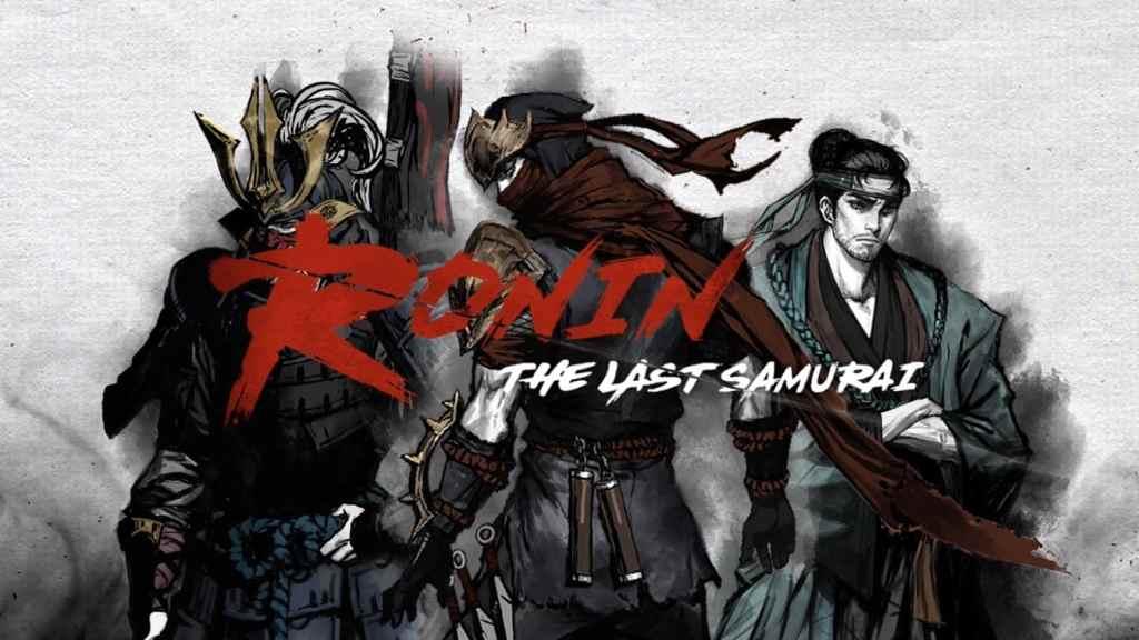 لعبة الساموراى   Ronin The Last Samurai MOD   أندرويد