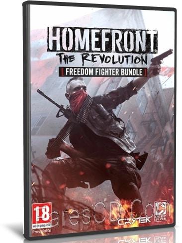 تحميل لعبة Homefront The Revolution Freedom Fighter Bundle