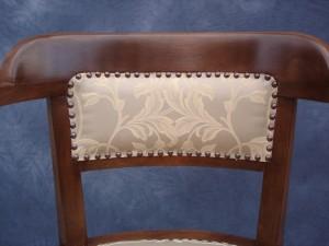 szék szövetberakással