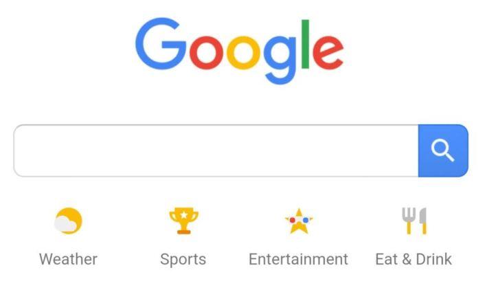 motori di ricerca apple google