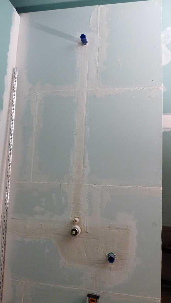 la salle d 39 eau les travaux continus farfadet et cie. Black Bedroom Furniture Sets. Home Design Ideas