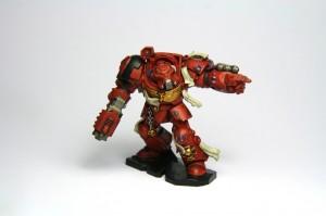 Blood Angel Terminator (Front)