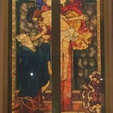 """jozef-mehoffer-friburg-sketches-stain-glass-windows-jesus """"... A to Polska właśnie..."""""""