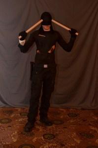 2016 CoreCon Costume Contest Winner: Cosplay: Daredevil by Kurt Eggers