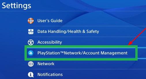 PSN Account