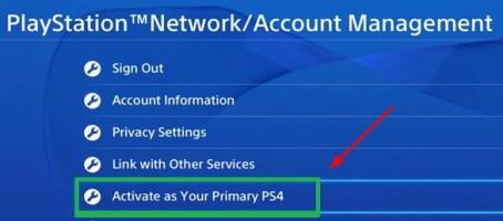 PSN Activation