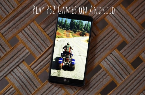 Ps2 Games on Smartphone