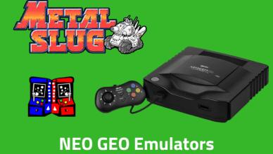 Best Neo geo emulators for arcade fans