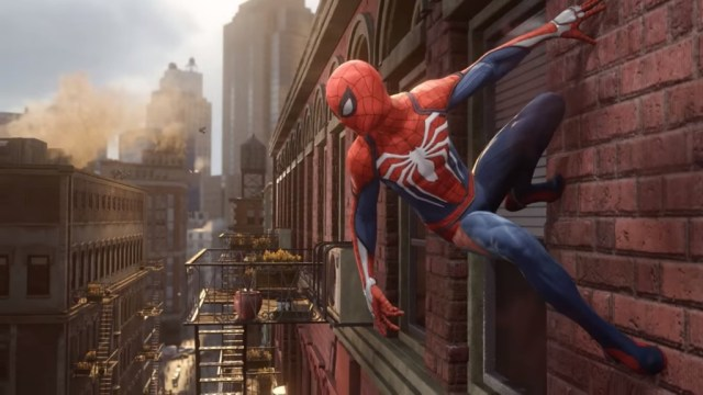 Marvel's Spider-Man PS4 Game