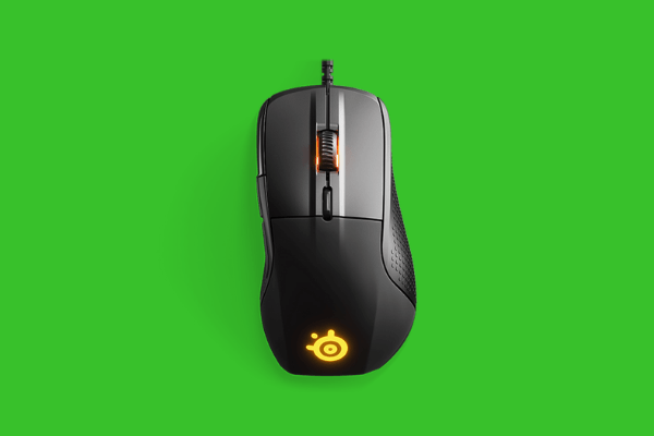 Steel series rival mouse