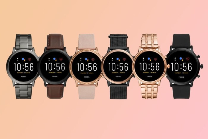 The Fossil Gen 5 is the one of the best Android smartwatches you can buy, with a Wear OS base that pairs perfectly to your Android smartphone