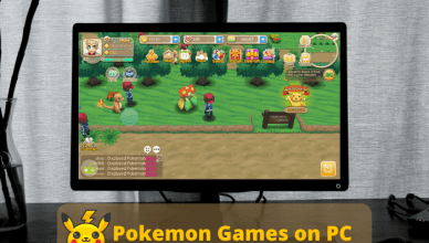 How to Play Pokemon games on PC by using emulators