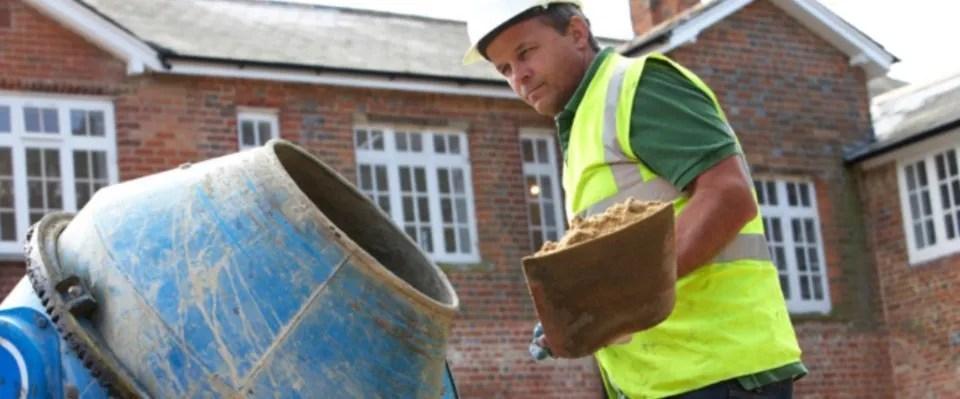 come preparare il cemento
