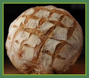 Kneadlessly Simple San Francisco Style Sourdough Bread