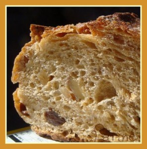 Keith Giusto's power bread (with sprouted grain)