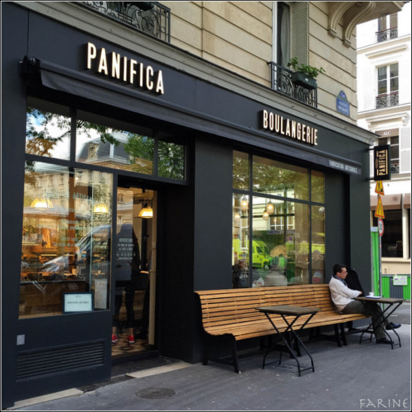 Boulangerie Panifica - outside shot