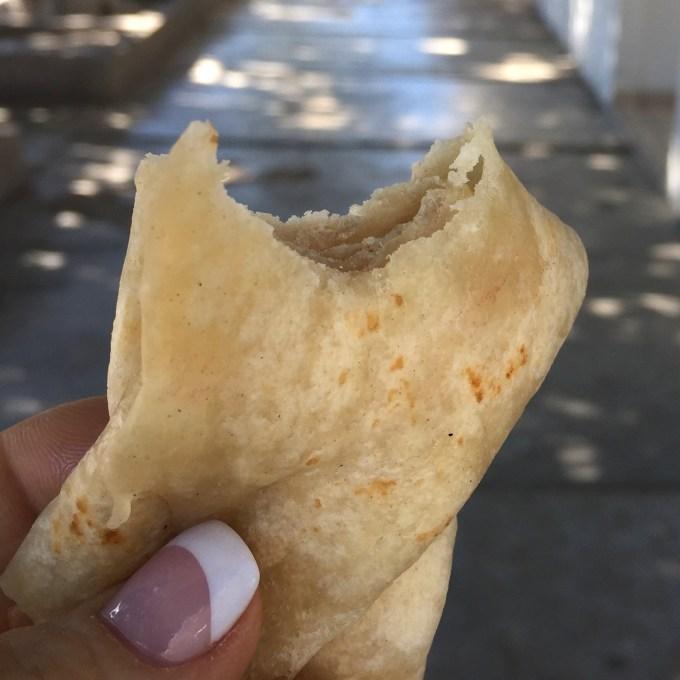 Tortilla to go