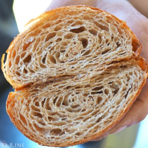 Sweet Dough and Lamination with Whole Grains