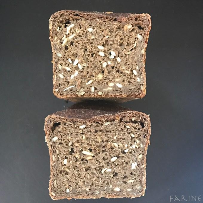 Double crumb shot - Take Two
