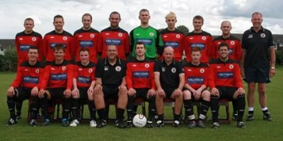 Faringdon Town FC First Team - 2011/12