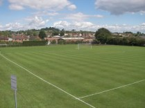 Nestled in the heart of Faringdon, a pitch of beauty