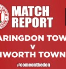 Match Report – Faringdon Town v Highworth Town Res