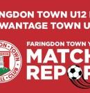 Match Report – Faringdon Town U12 Blue v Wantage Town U12