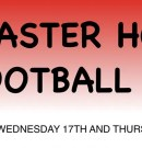 Easter Football School