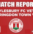 Match Review – Wednesday 27th March 2019 – Aylesbury FC Vets v Faringdon Town Vets