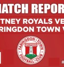 Match Review – Wednesday 13th March 2019 – Witney Royals v Faringdon Town Vets