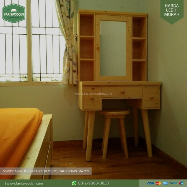 Bedroom Set Jati Belanda