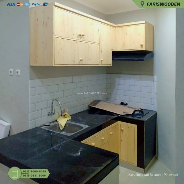 Kitchen Set Apartment