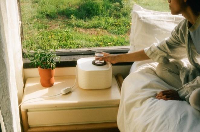yatak başı lambası