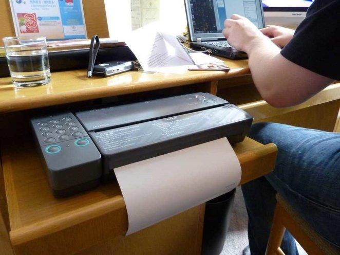 fax-makinası