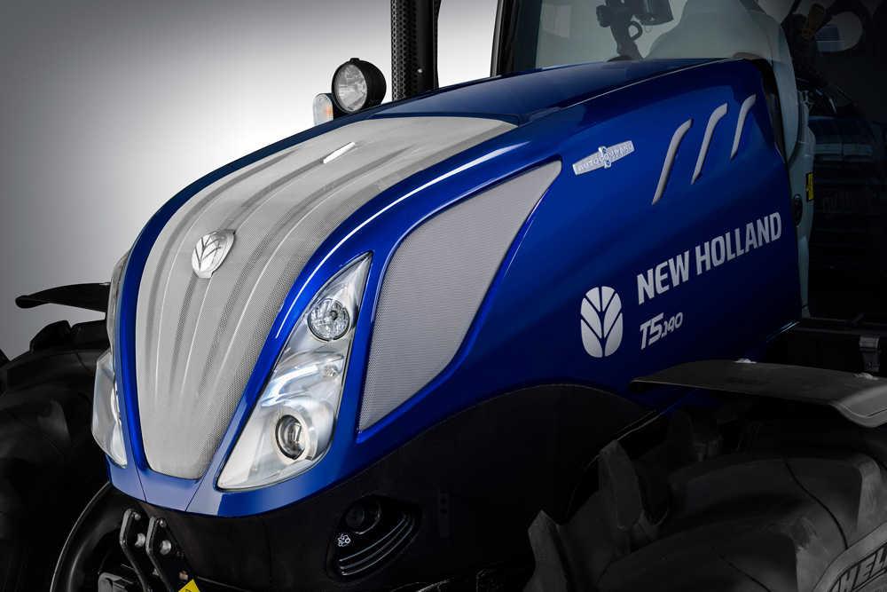 Eima New Holland Devoilera Le T5 140 Autocommand