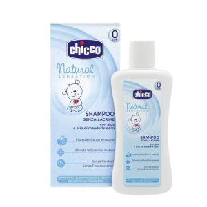 CHICCO SHAMPOO NATURAL SENSATION