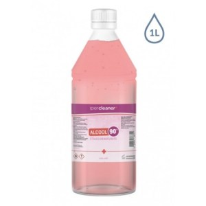 ALCOOL ETILICO DENATURATO 90°