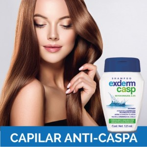 Exderm Casp - Capilar Anti-Caspa