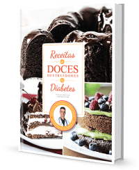 Ebook Receitas Doces Destruidores de Diabetes