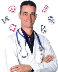 Médico Dr Rocha - Diabetes Controlada