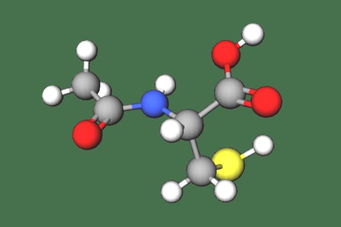 N-acetil-cisteina